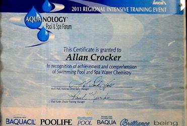 2011 Regional Intensive Training Event