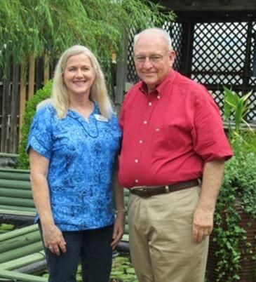 Neil Sperry & Mary Traveland